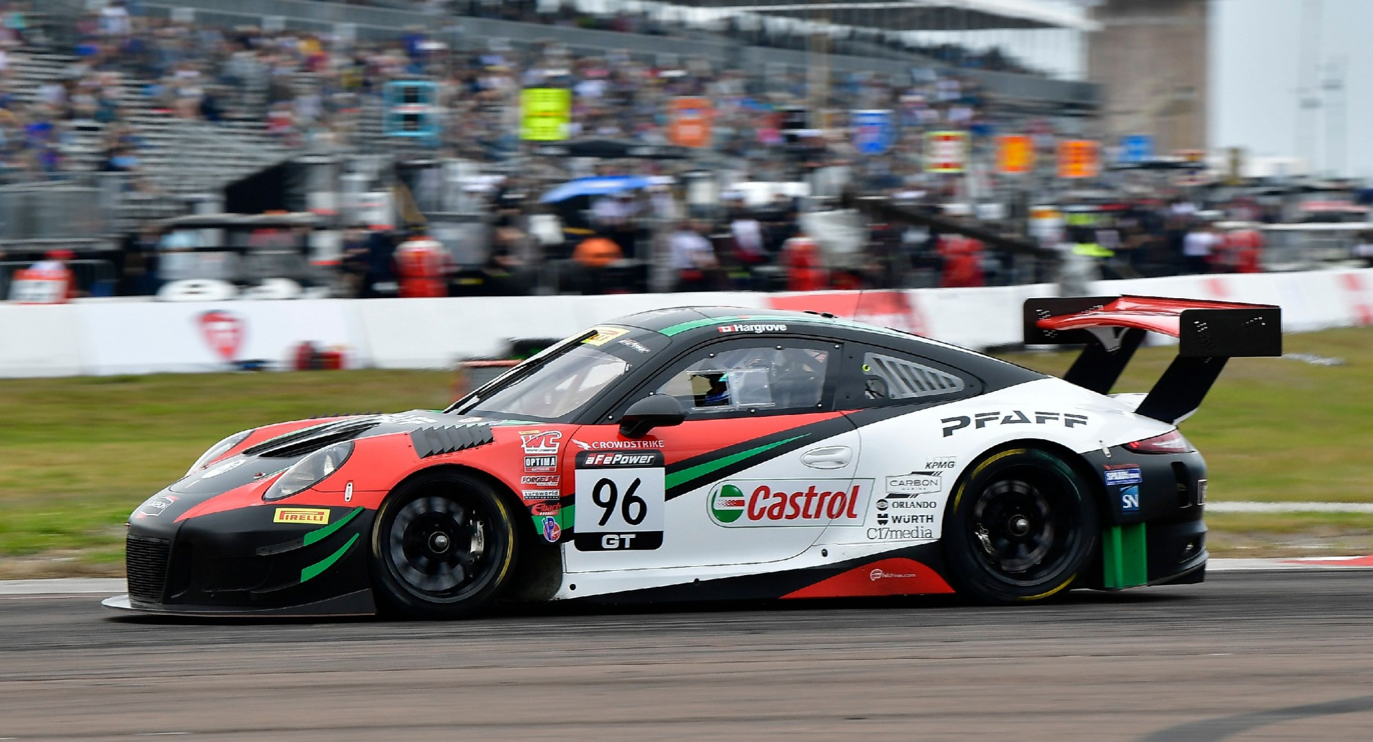 Rose Cup Races Featuring Pirelli World Challenge